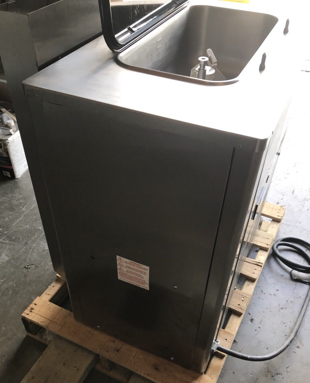 Taylor C709-27 Single Phase Mfg 2013