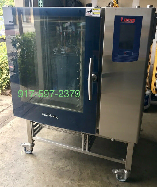 Lang Electric Combi oven MFG 2013