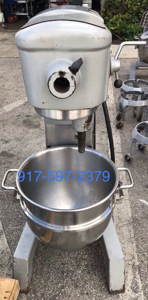 Hobart 30 Qt. Mixer Model D-300 208 Volt 3 Phase Used