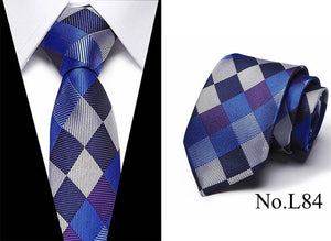 Top Fashion 100% Silk Tie for men-Exceenstores