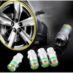Set of 4 Car Tire Pressure Monitors (Ships From USA)-Exceenstores