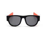 Strap and Fold Sports Sunglasses-Exceenstores