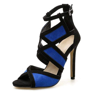 Miss V Pumps Sandals - [exceenstores]