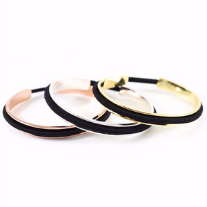 Hair Elastic Holder Bracelet (Ships From USA)-Exceenstores