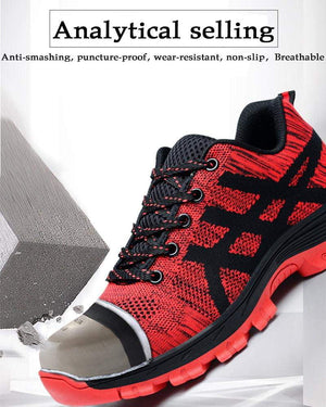 Indestructible Safety Shoes for Men - [exceenstores]