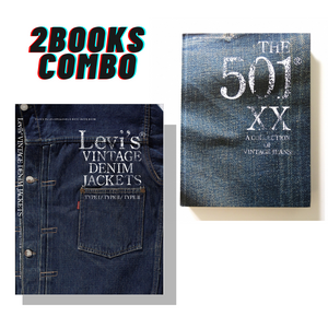 2 BOOKS COMBO (501 BOOK + Jacket Edition )