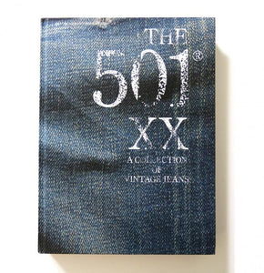 501XX A VINTAGE OF COLLECTION JEANS