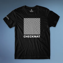 Load image into Gallery viewer, Checkmat Illusion Tee Womens