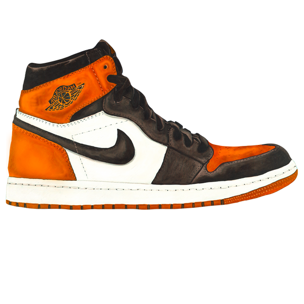Jordan 1 Satin Shattered Backboard LIT