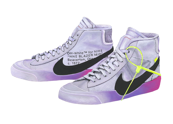 "Blazer x Serena ""Queen"" Original"