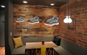 Jordan 11 Bred Wall Decal