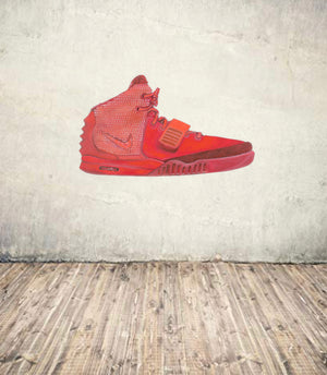 Yeezy Red Octobers Original