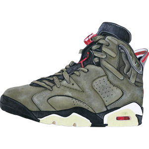 Jordan 6 Travis Scott Original