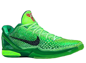 "Kobe 6 ""Grinch"" Wall Decal"
