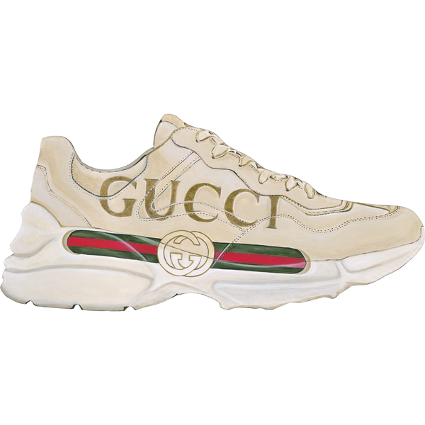 Gucci Wall Decal