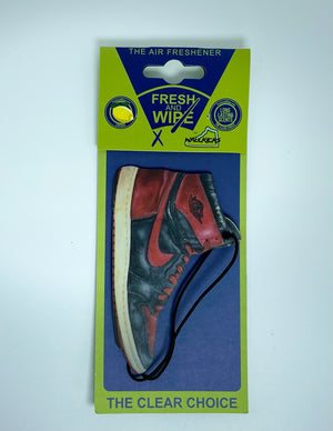 MJ 1 Banned Car AirFreshener 2 Pack