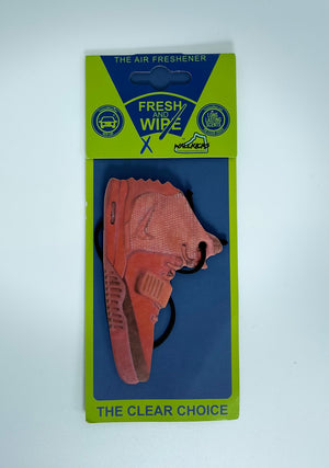 Yeezy Red October Car AirFreshener