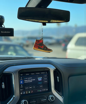 MJ 1 Banned Car AirFreshener