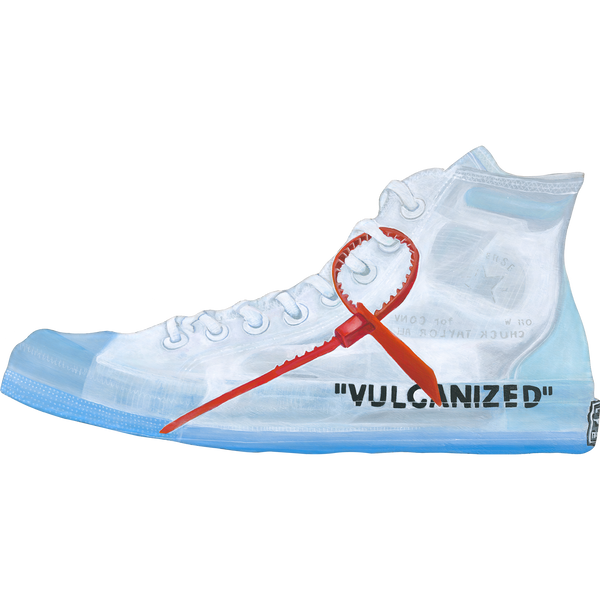 Vulcanized Off-White LIT