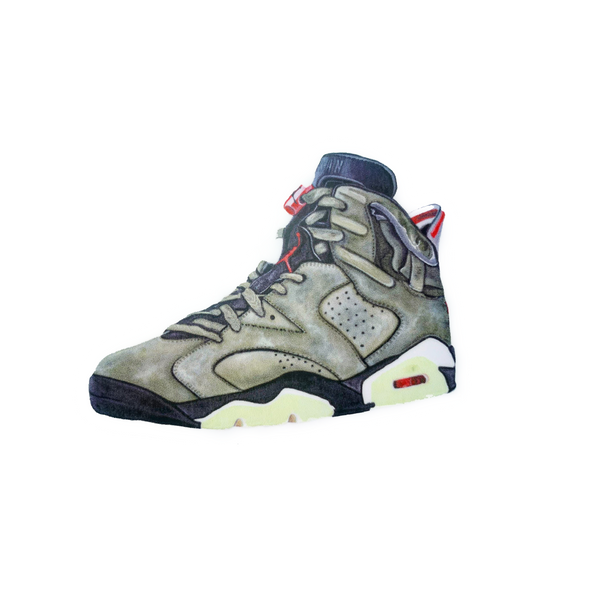 Jordan 6 Travis Scott LIL'KICK