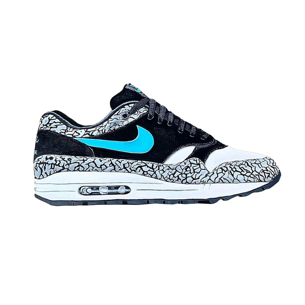 Air Max 1 Atmos Wall Decal