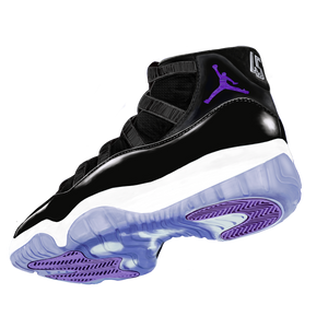 MJ 11 Space Jam LIT