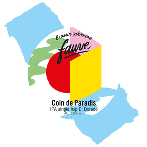 Coin de Paradis - IPA Single Hop