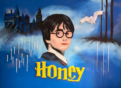 Wall Inclusive | Harry Potter Mural