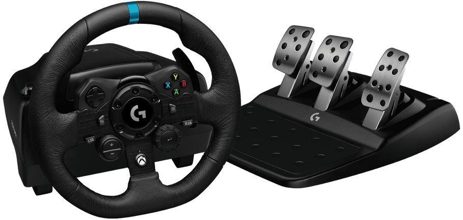 Should You Buy The New Logitech  G923 Sim Racing Wheel?
