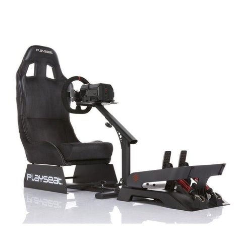 playseat evolution with wheels and pedals