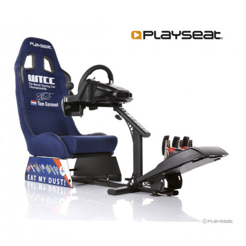 playseat evolution with wheel and pedals
