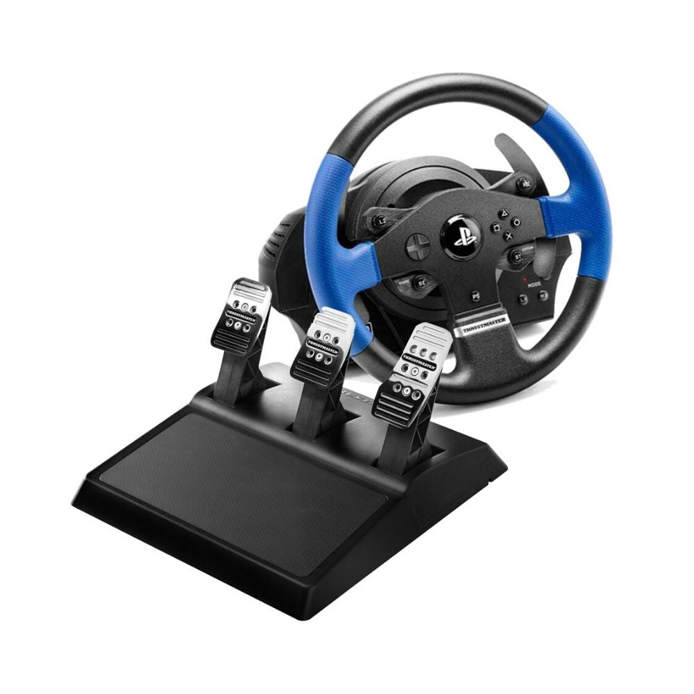 Thrustmaster T150 Pro Force Feedback Racing Wheel + T3PA Pedal Set for PS3, PS4 & PC