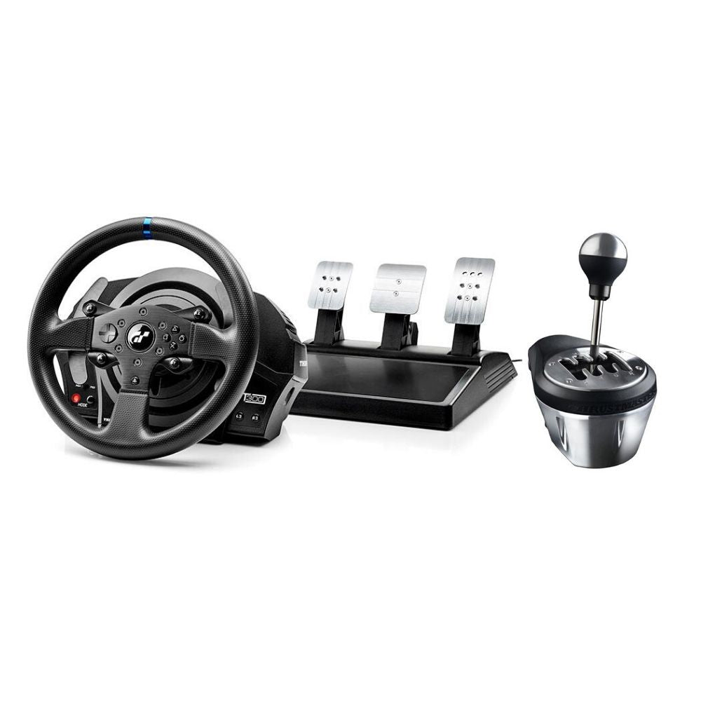 Thrustmaster T300 RS GT Racing Wheel + TH8A Shifter for PS3, PS4 and PC