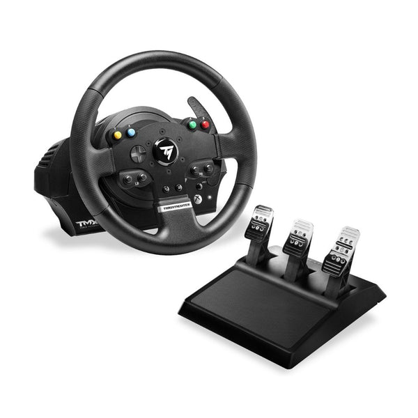 Thrustmaster TMX Pro Force Feedback Racing Wheel + T3PA Pedal Set for Xbox One and PC