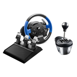 Thrustmaster T150 Pro Racing Wheel + TH8A Shifter Bundle for PS3, PS4 & PC