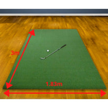 The Net Return Pro Turf Golf Practice Mat (3m x 1.8m)