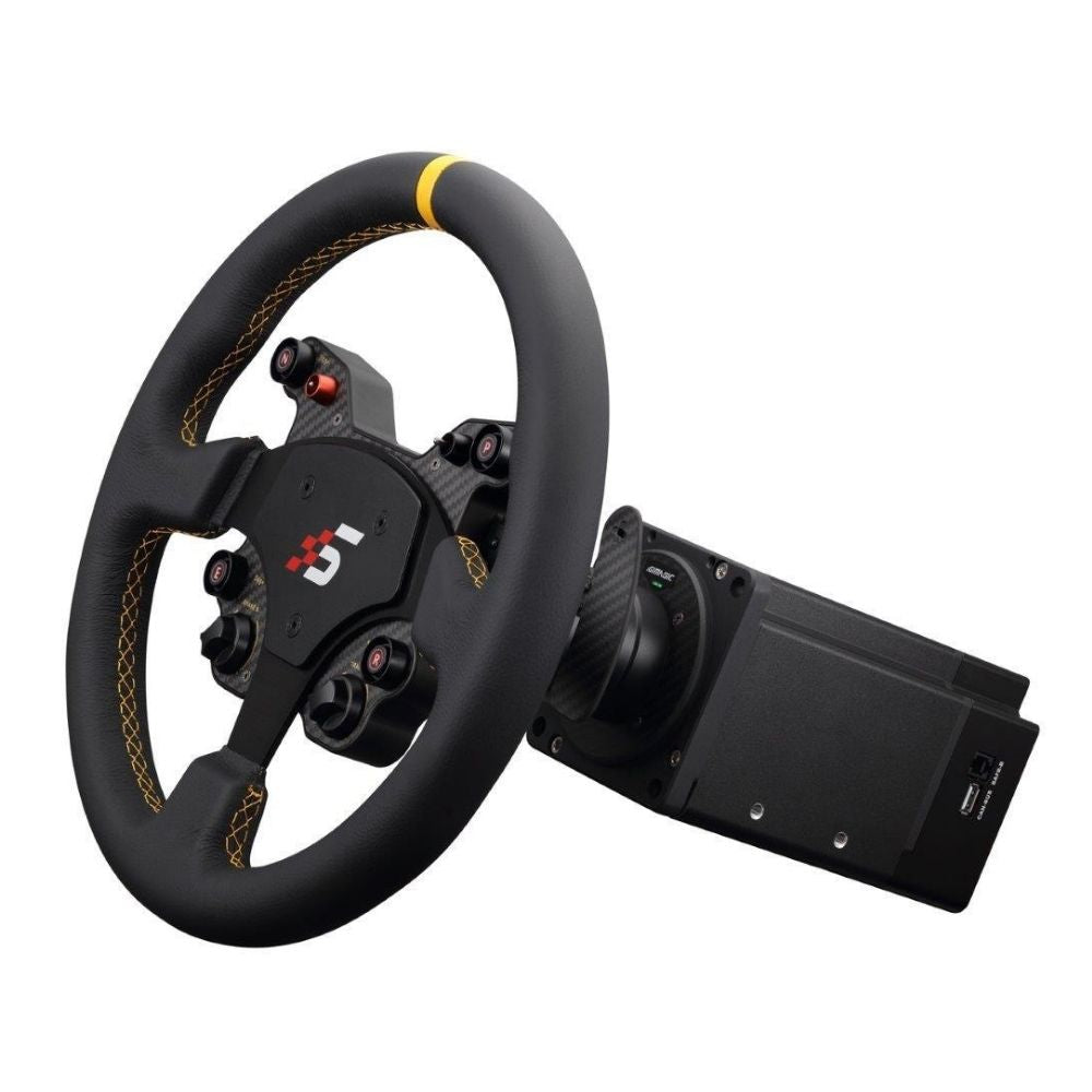 Simagic Alpha Direct Drive Wheelbase + GT1-R Racing Wheel