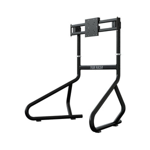 Trak Racer Single Monitor Floor Stand (Suits 22 To 70 Inch Monitors/TVs)