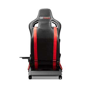 Next Level Racing GTtrack Racing Simulator + Single Monitor Stand