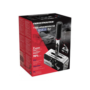 Thrustmaster TSS Sequential Shifter And Handbrake Sparco Mod+