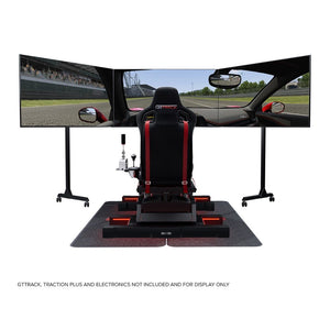 Next Level Racing Triple Monitor Floor Stand