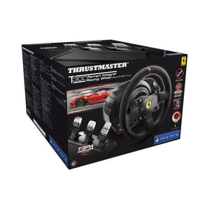 Thrustmaster T300 Ferrari Integral Racing Wheel Alcantara Edition for PS3, PS4 & PC