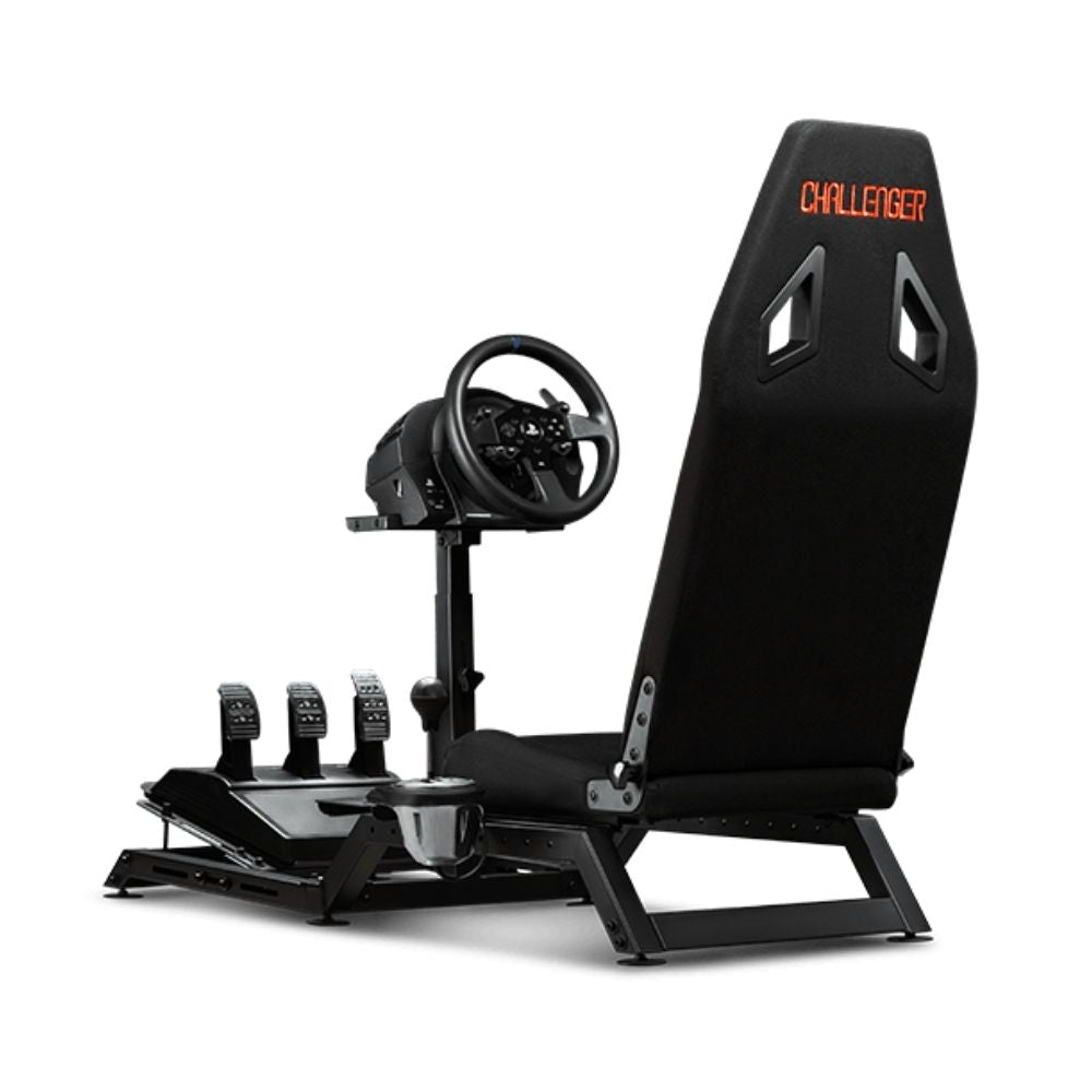 Next Level Racing Challenger Racing Simulator + Monitor Stand