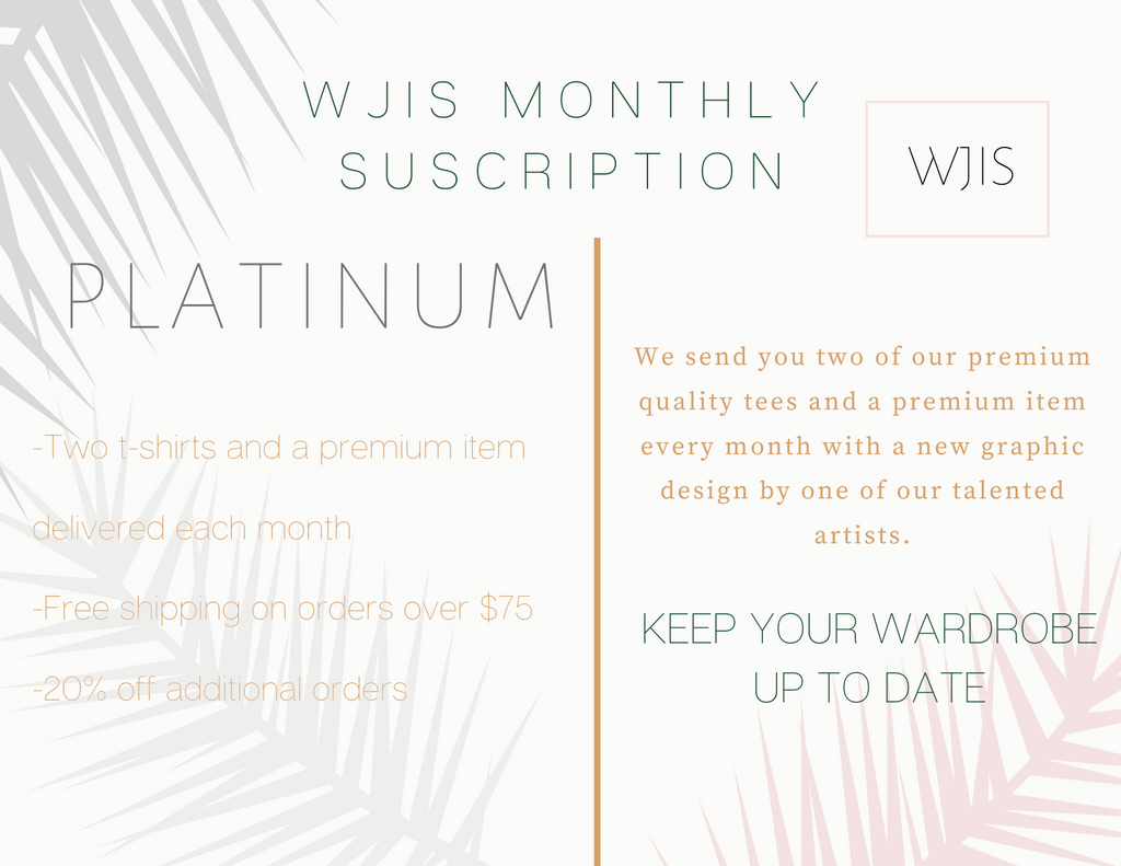 Platinum Subscription