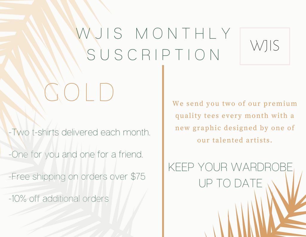 WJIS Gold Subscription