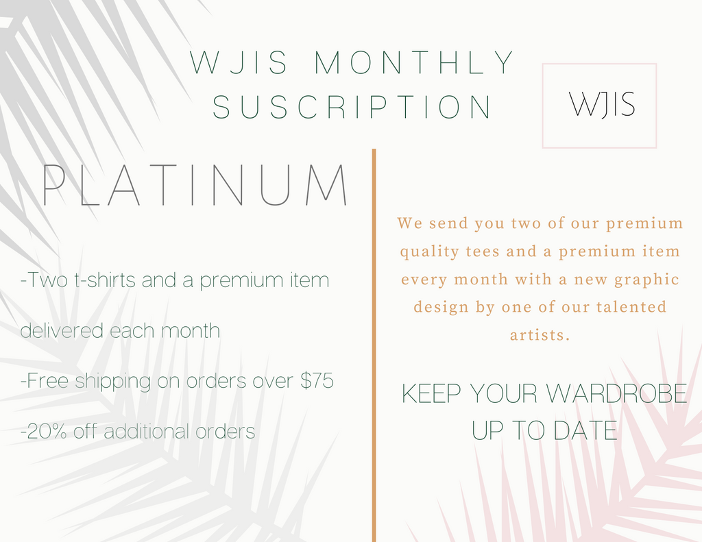WJIS! VIP Platinum Subscription