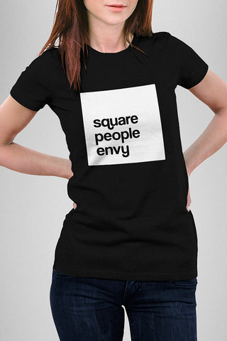 Square People Envy T-Shirt
