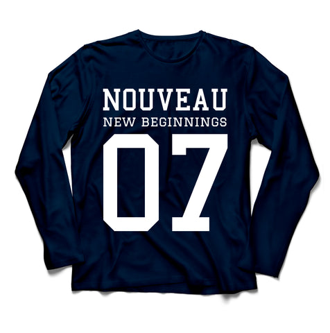 NOUVEAU 07 Long Sleeve