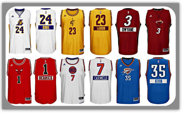 a4b25a5e9 NBA Christmas Jerseys to Feature Players First Names – Hardwood Ventures