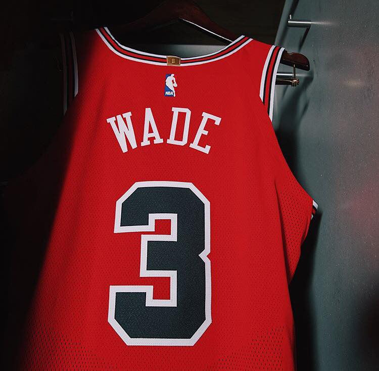 Chicago Bulls Nike NBA Icon Jersey